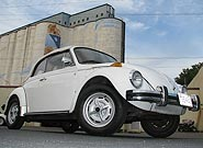 1977 VW Super Beetle Convertible