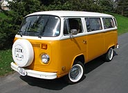 1977 Automatic VW Bus