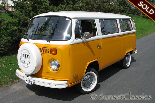 Vw Transmission For Sale >> 1977 Vw Bus Automatic For Sale Beautiful Original Automatic Bus