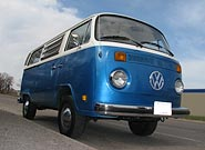 1977 VW Passenger Bus for Sale