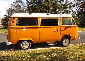 1977 vw westfalia camper bus for sale