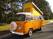1977 VW Westfalia Camper Bus