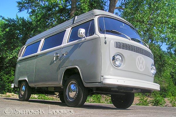 1977 vw westfalia camper van for sale. Black Bedroom Furniture Sets. Home Design Ideas