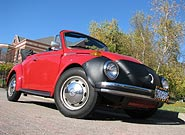 1978 VW Beetle Convertible for sale