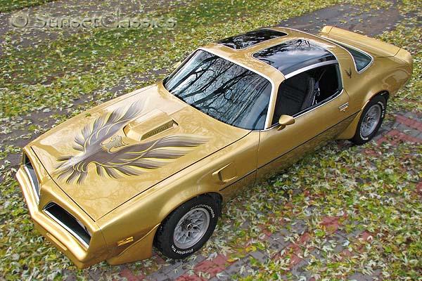1978 Pontiac Trans-Am for Sale
