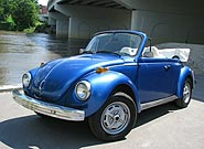 1978 VW Bug Convertible