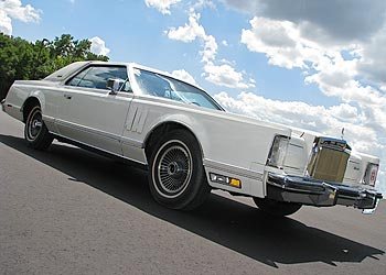 1979 Lincoln Continental Mark V Collector's Series for Sale