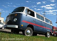 1979 Bay-Window VW Bus