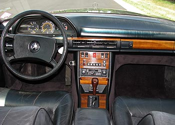 1981 Mercedes Benz 500 Sel Amg For Sale