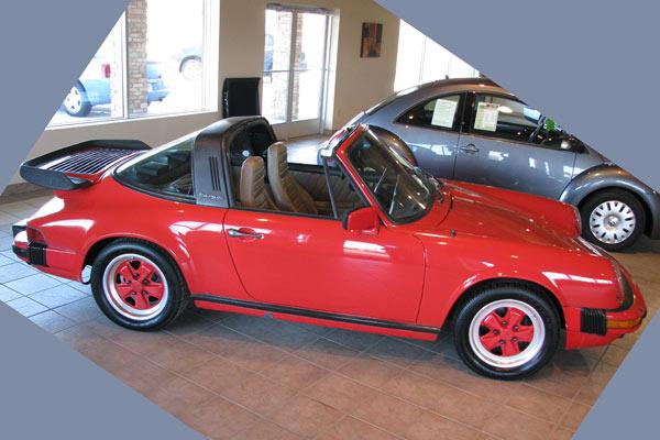 1984 Porsche 911 Targa For Sale