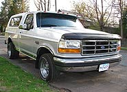 1996 Ford F150 XL Shortbox
