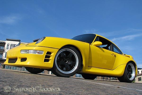 Rare 1997 Porsche Ruf Ctr2 Sport For Sale