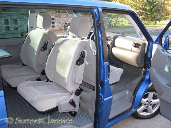 2003 Vw Eurovan Mv Minivan Close Up Gallery 2003 Vw