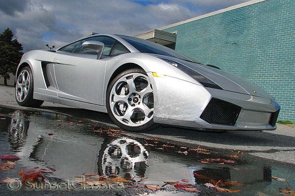 2005 Lamborghini Gallardo for Sale
