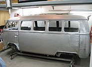 1967 VW Deluxe Bus for Sale