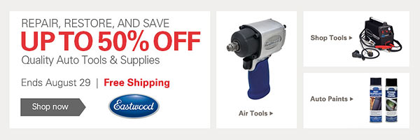 save on automotive tools